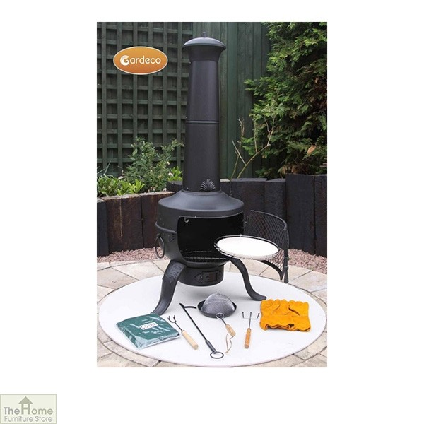 Large Tia Black Chimenea_1
