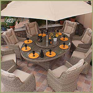 corfu outdoor garden furniture casamore range