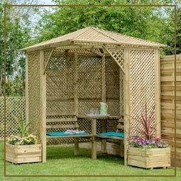 garden arbours