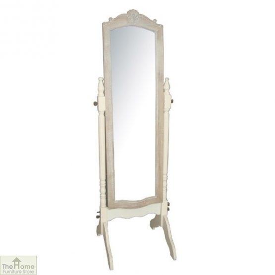 Devon Free Standing Cheval Mirror