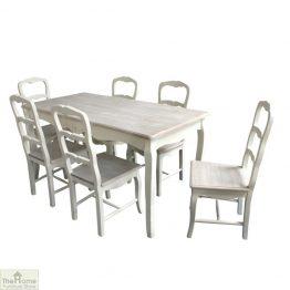 Devon 6 Seater Dining Set