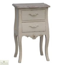 Devon Shabby Chic Bedside Table