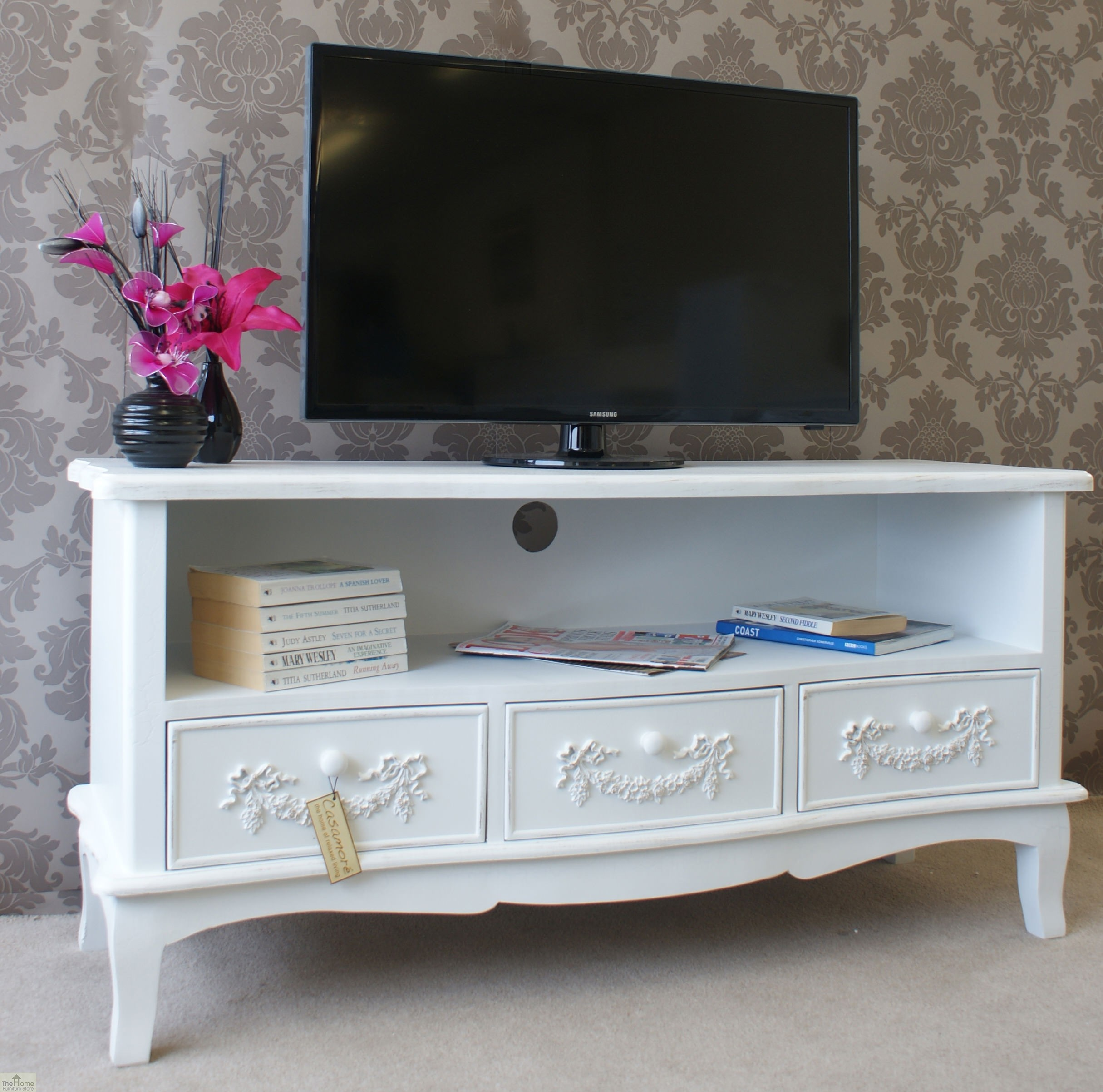 Limoges Tv Stand Entertainment Unit The Home Furniture Store