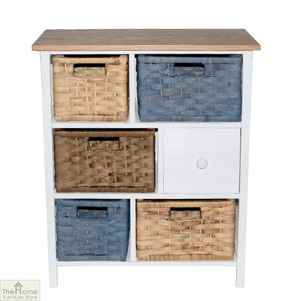Camber 6 Drawer Storage Unit