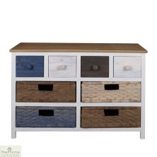 Camber Wide 8 Drawer Storage Chest