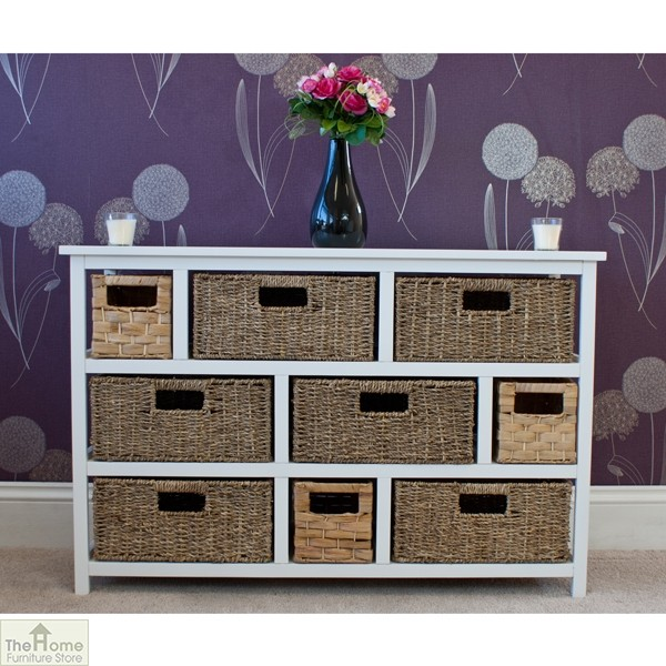 Camber Natural 9 Drawer Storage Chest_1