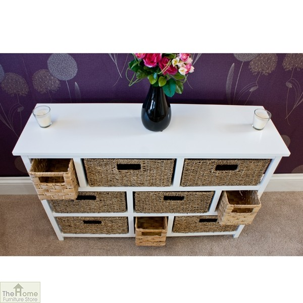 Camber Natural 9 Drawer Storage Chest_4