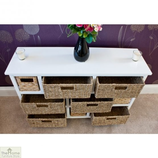 Camber Natural 9 Drawer Storage Chest_5