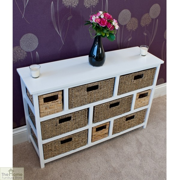 Camber Natural 9 Drawer Storage Chest_6