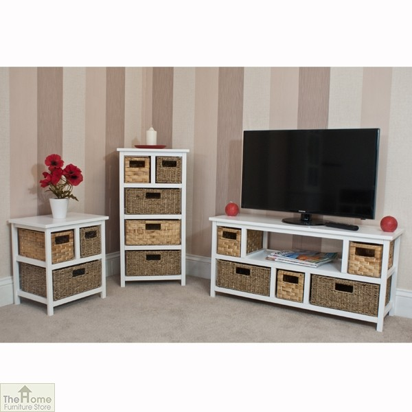 Camber Natural Entertainment Tv Unit The Home Furniture