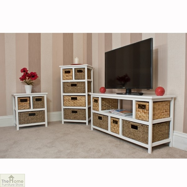 Camber Natural 3 Drawer Storage Unit The Home Furniture Store