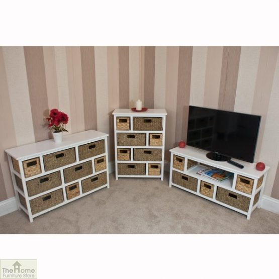 Camber Natural 9 Drawer Storage Chest_8