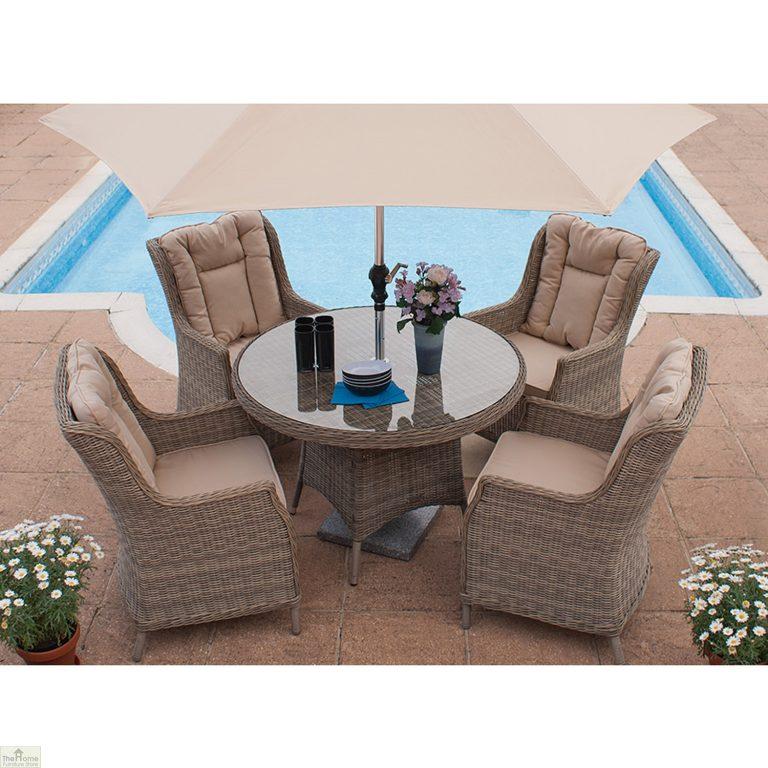 casamoré corfu 4 seater round dining set_1