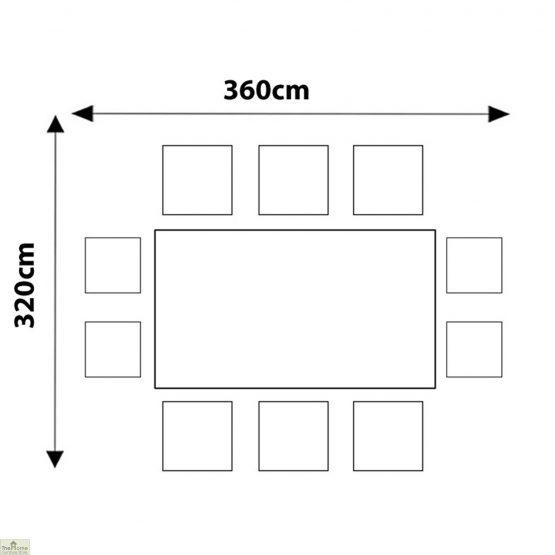 Casamoré Madrid 6 Seater Cube Set_4