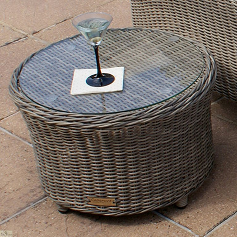 Casamoré Corfu Round Side Table