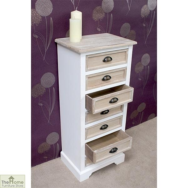 cotswold 7 drawer tallboy the home furniture store