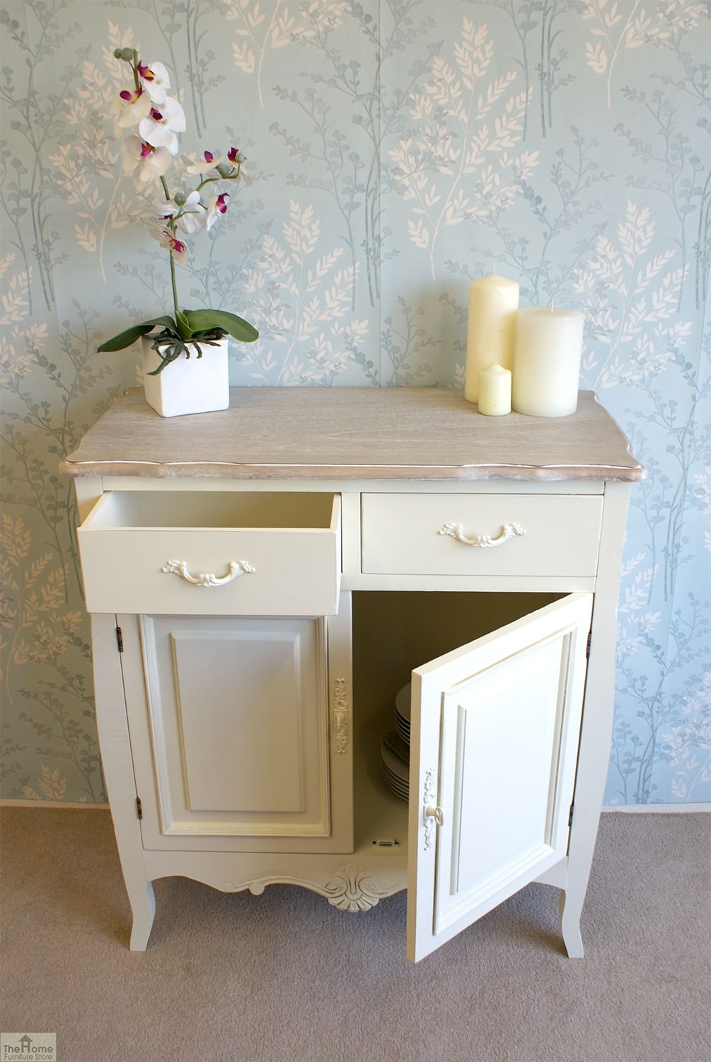 Devon 2 Drawer 2 Door Sideboard The Home Furniture Store
