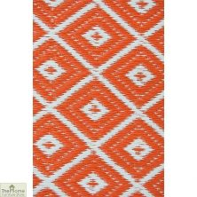 Eco-Friendly Indoor Outdoor Reversible Rug