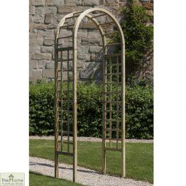 Hauxton Wooden Garden Arch_1