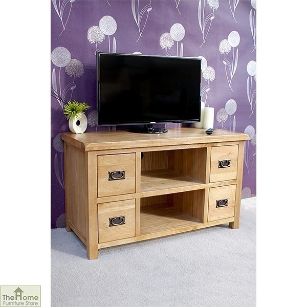 Farmhouse 4 Drawer Tv Unit Home Furniture In Eastbourne