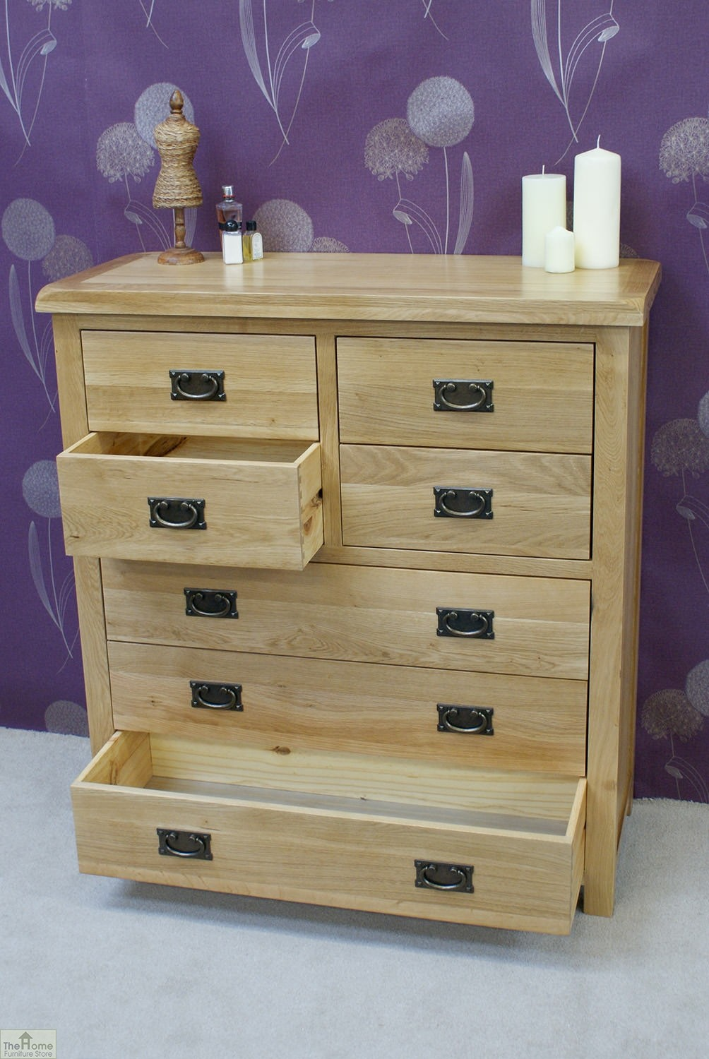 Farmhouse 7 Drawer Chest The Home Furniture Store