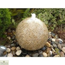 Granite Sphere Water Fountain