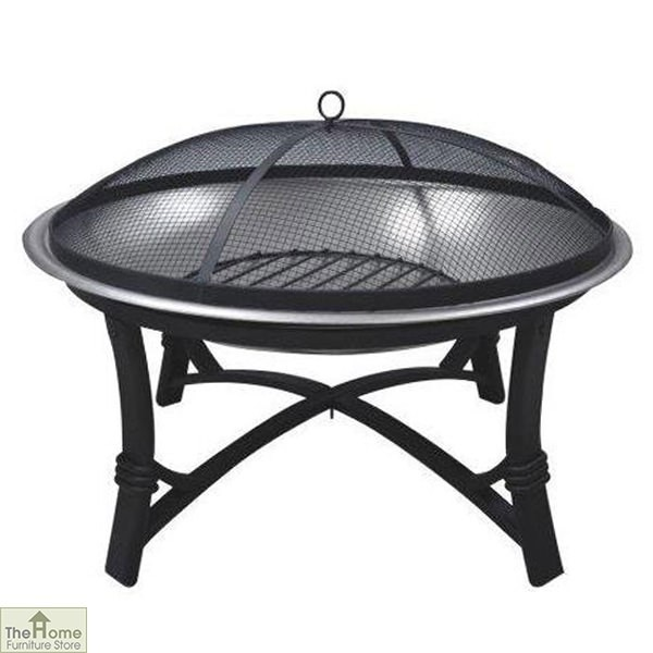 Small Stainless Steel Fire Bowl