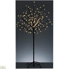 1.5m Christmas 150 LED Cherry Tree
