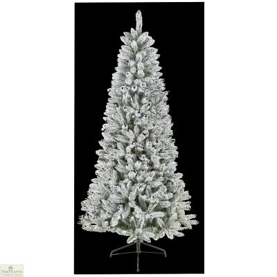 2.2m Snow White Christmas Tree