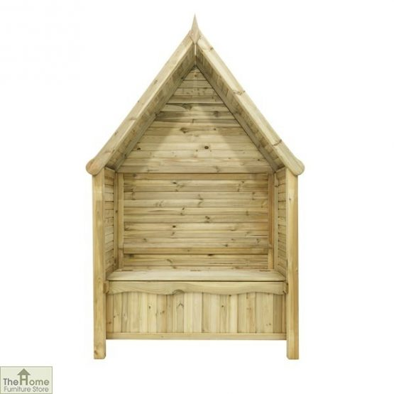 Linton Wooden Garden Arbour_2