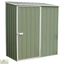 Small Metal Garden Shed - Available in 2 Colours