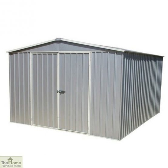 Large Metal Garden Shed_1