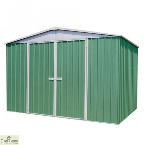 Large Metal Garden Shed