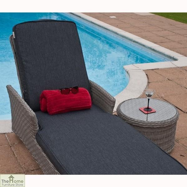 Casamoré Madrid Adjustable Sun Lounger_2