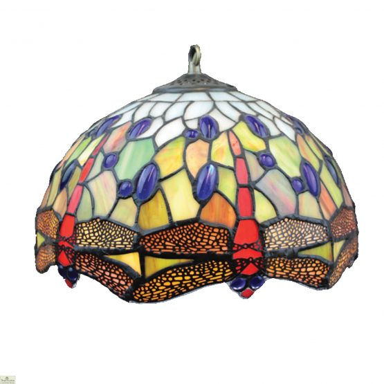 Tiffany Style Dragonfly Light Shade