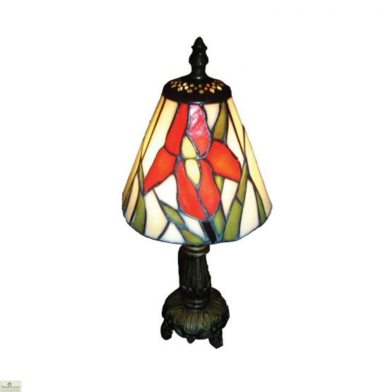 Tiffany Style Flower Table Lamp