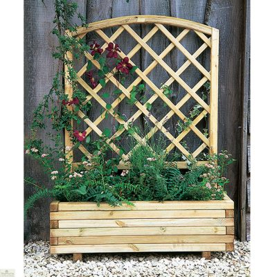 Toulouse Wooden Planter_1