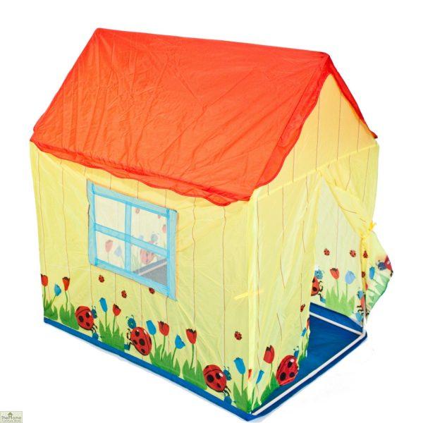 Ladybird House Play Tent