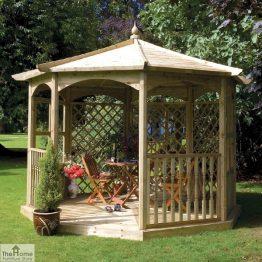 Keswick Octagonal Garden Gazebo_1
