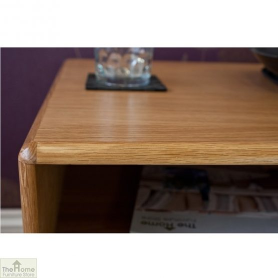 Casamoré Retro Style Oak Coffee Table_6