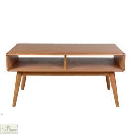 Casamoré Retro Style Oak Coffee Table