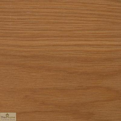 Casamoré Retro Style Oak Console Table_9