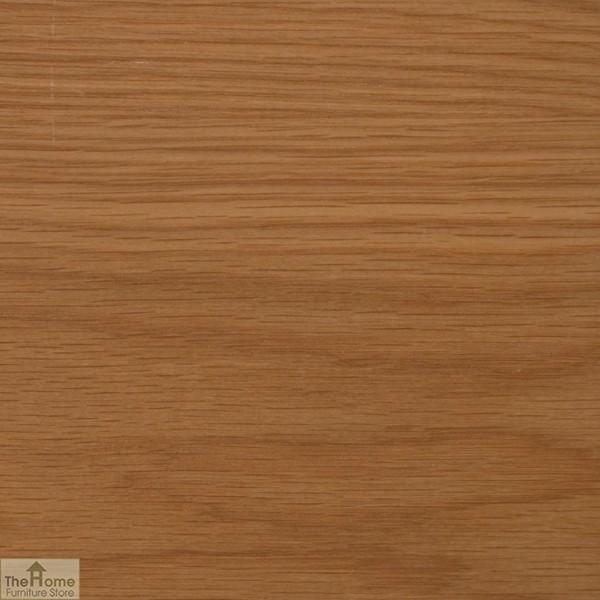 Casamoré Retro Style Oak Side Table Unit_7