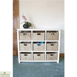 Somerset 9 Drawer Storage Chest Unit