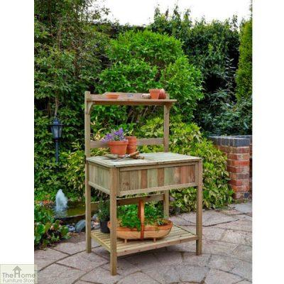 Versatile Garden Workstation / Potting Bench