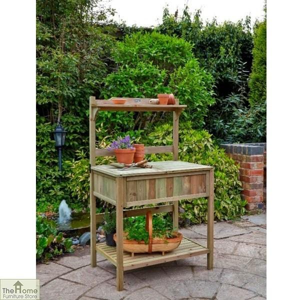 Garden Workstation Potting Bench_2