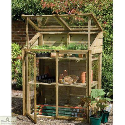 Mini Spacesaving Greenhouse