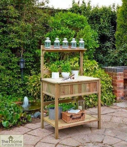 Garden Workstation Potting Bench_1