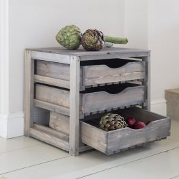 3 Drawer Wooden Vegetable Store_1