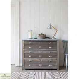 Zinc Top 3 Drawer Cabinet_1